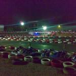 Karma Karting Pist Gece